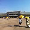 Trang Airport, Thailand