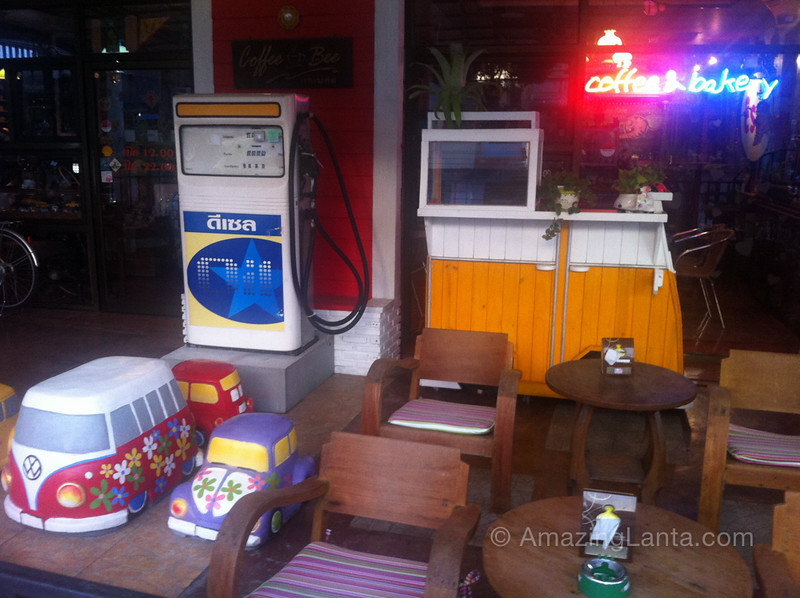 Coffee Shop, Trang, Thailand
