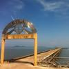 Sea Pier ,Trang, Thailand