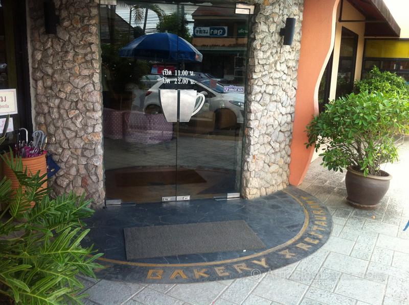 Balcony Restaurant, Trang, Thailand