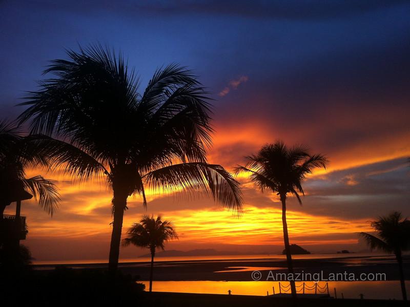 Sikao Beach Sunset, Trang, Thailand