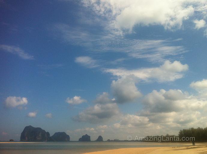 Changlang Beach, Trang, Thailand