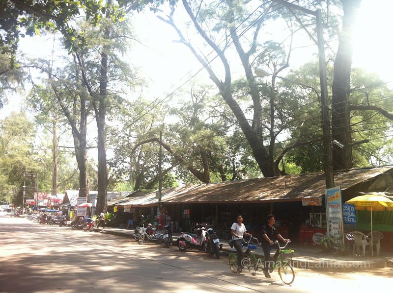 Pak Meng Beach Road,Trang, Thailand