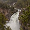 Grand Canyon of Yellowstone Lower Falls