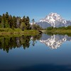 Oxbow Bend Mount Moran
