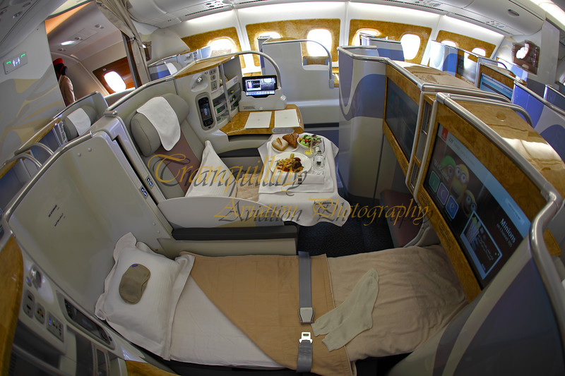 Emirates Airlines - Business Class