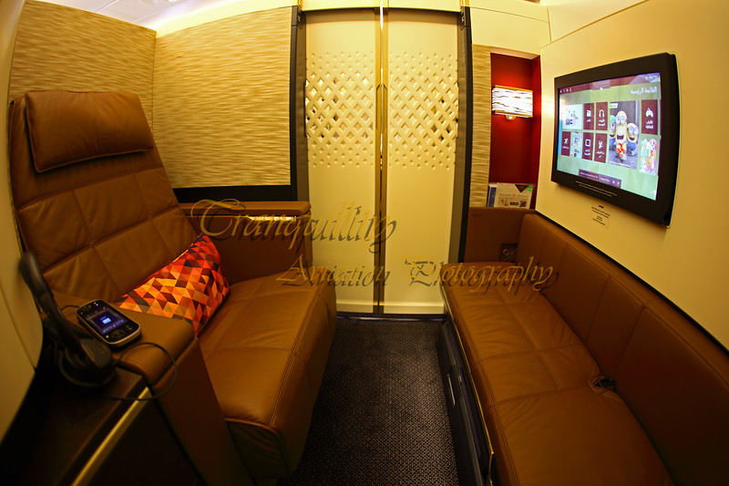Etihad, First Apartments, Airbus A380-800