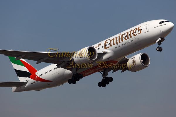 Civil Aviation Photography - Dubai, UAE