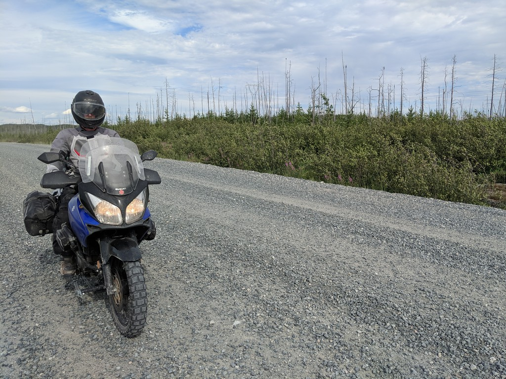 Riding the Most Remote Road in North America, Trans Taiga Rd IMG_20180719_165753-XL