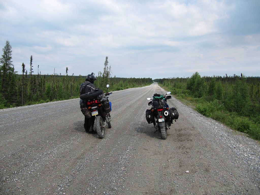 Riding the Most Remote Road in North America, Trans Taiga Rd IMG_0566-XL