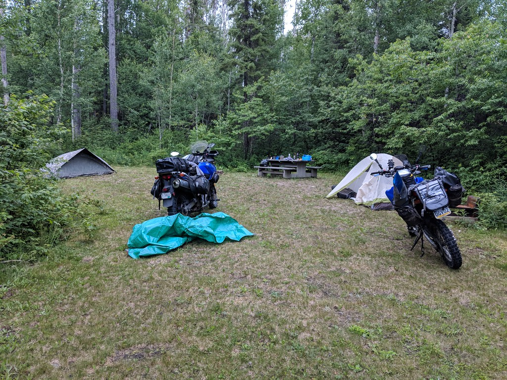 Riding the Most Remote Road in North America, Trans Taiga Rd IMG_20180719_065651-XL