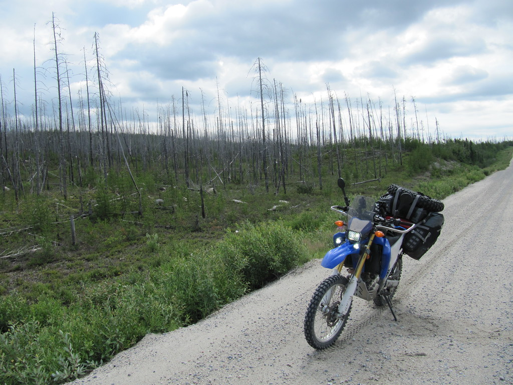 Riding the Most Remote Road in North America, Trans Taiga Rd IMG_0583-XL