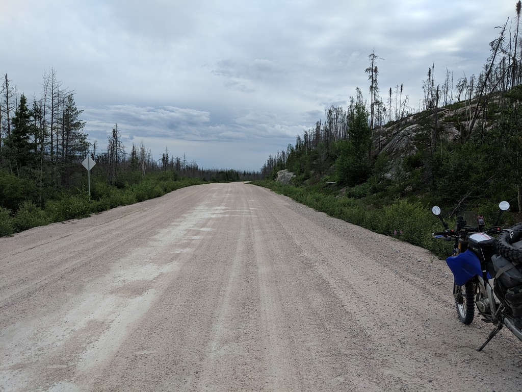 Riding the Most Remote Road in North America, Trans Taiga Rd IMG_20180719_174018-XL