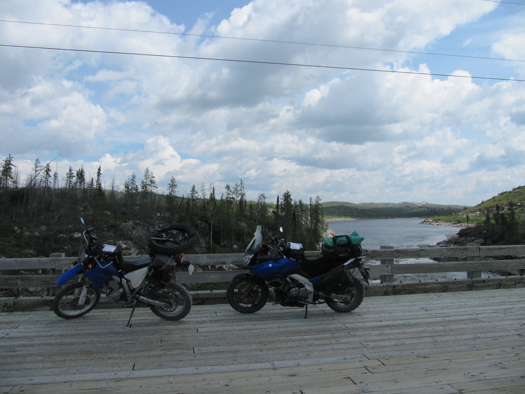 Riding the Most Remote Road in North America, Trans Taiga Rd IMG_0589-XL