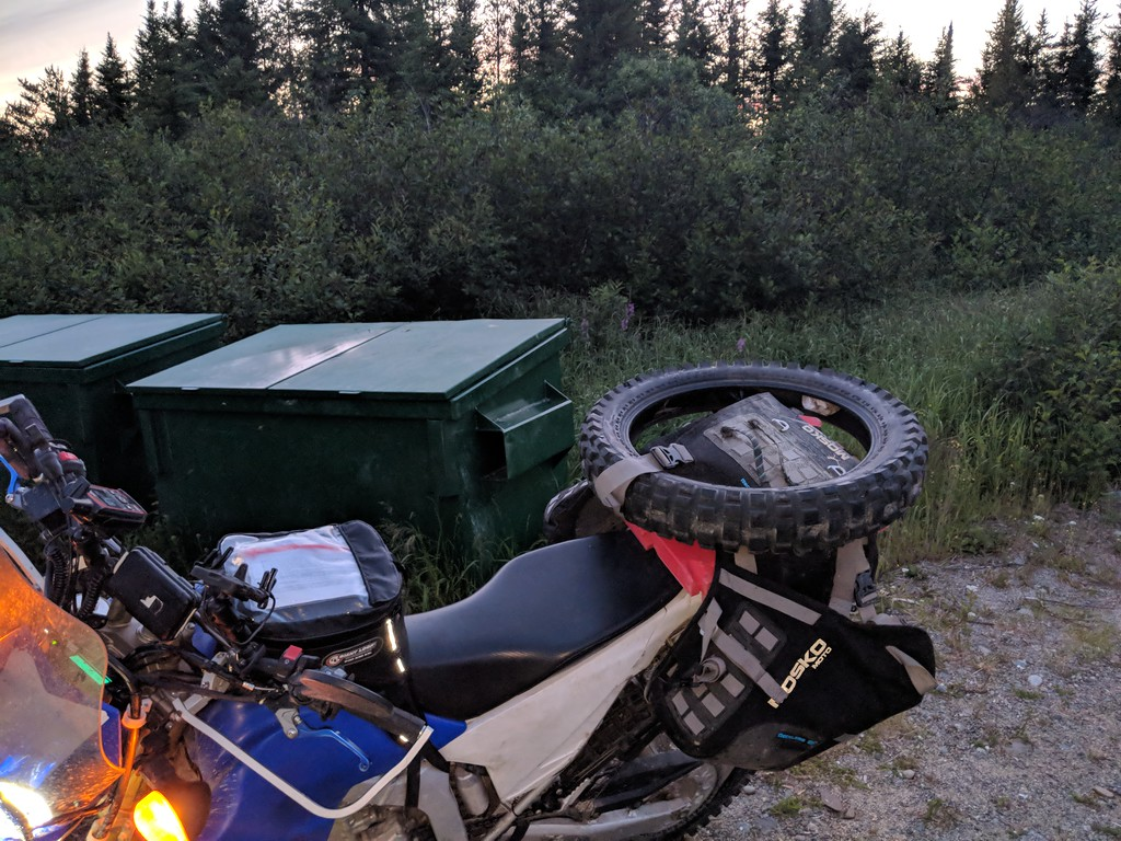 Riding the Most Remote Road in North America, Trans Taiga Rd IMG_20180720_215143-XL