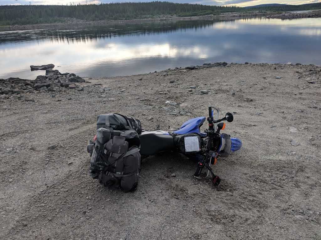 Riding the Most Remote Road in North America, Trans Taiga Rd IMG_20180721_182615-XL