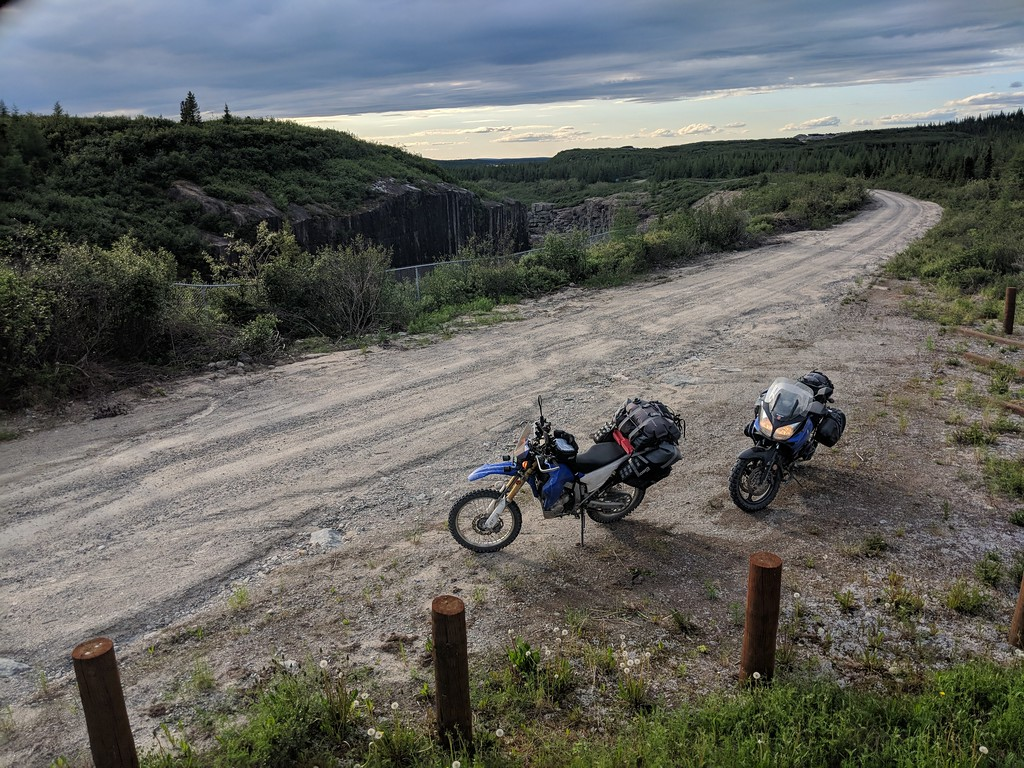 Riding the Most Remote Road in North America, Trans Taiga Rd IMG_20180721_184140-XL