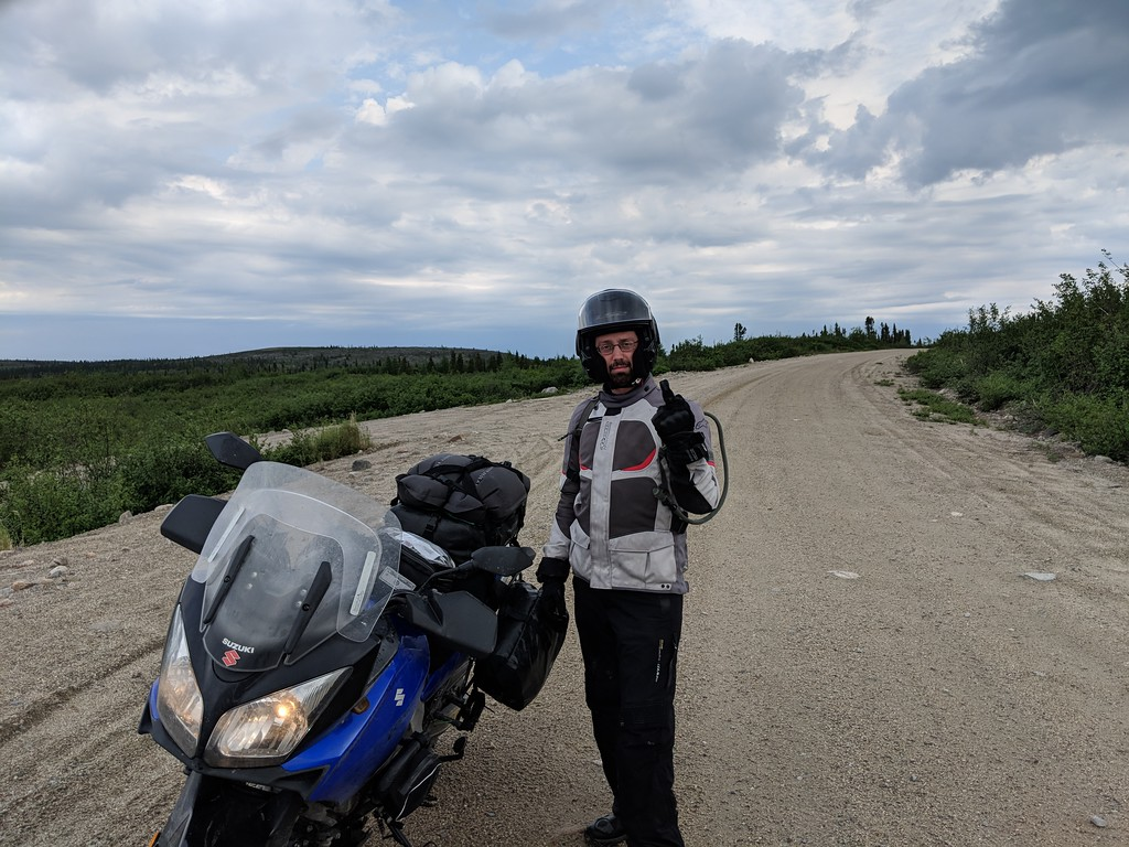 Riding the Most Remote Road in North America, Trans Taiga Rd IMG_20180722_114343-XL
