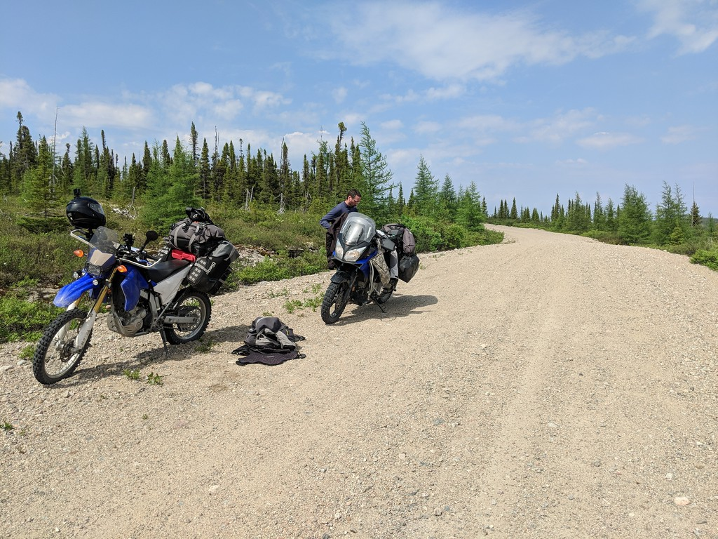 Riding the Most Remote Road in North America, Trans Taiga Rd IMG_20180722_133946-XL