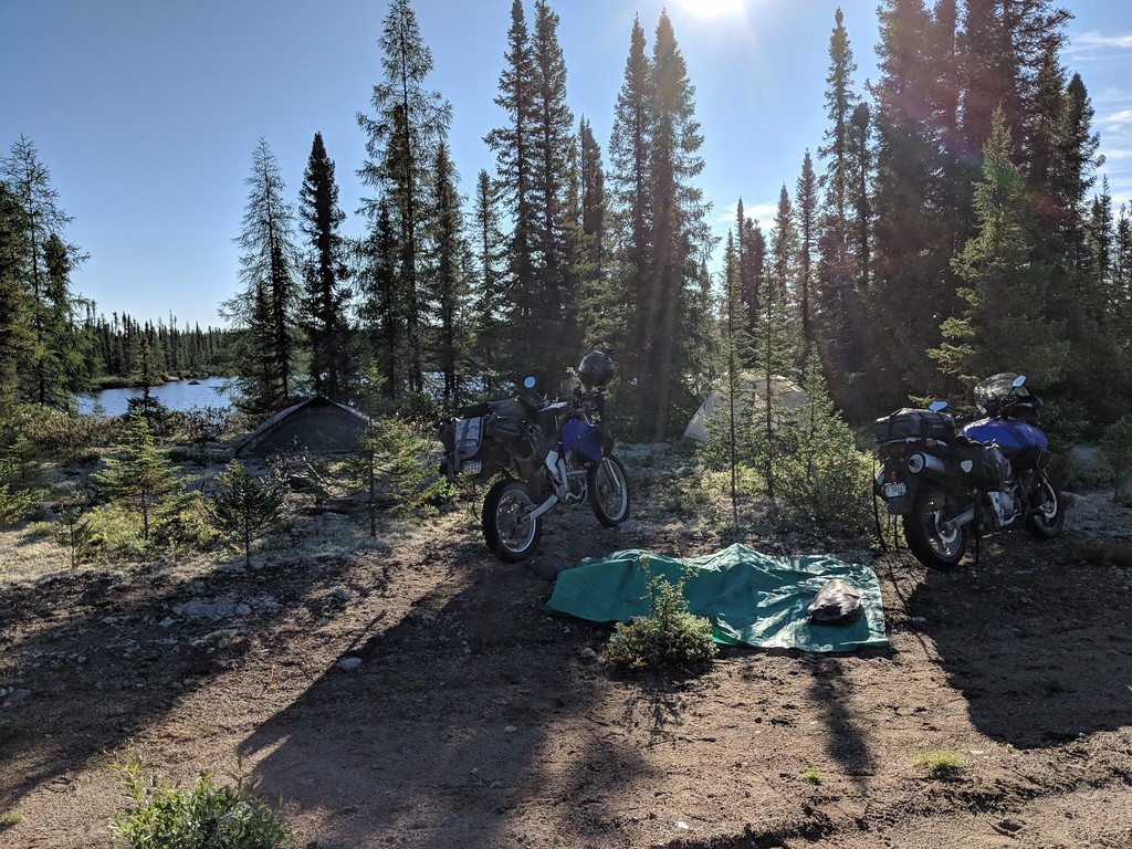 Riding the Most Remote Road in North America, Trans Taiga Rd IMG_20180723_073224-XL