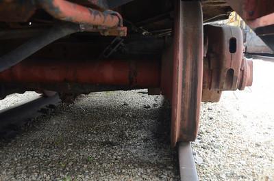 RR 5-Rail Wheel