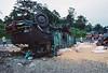 Accident sur la Trans-Sumatra dans les environs de Medan. Ile de Sumatra/Indonésie