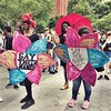TransJustice 13th Annual Trans Day of Action on June 23, 2017 at Washington Square Park in Manhattan, New York.