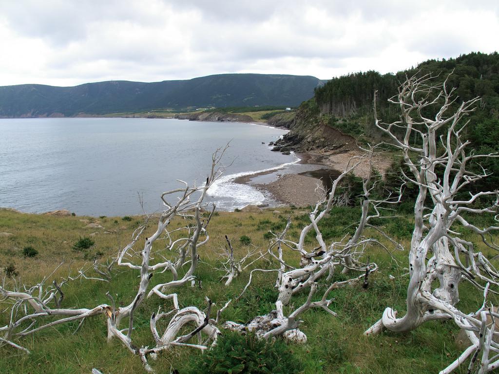 Aspy Bay, Nove Scotia