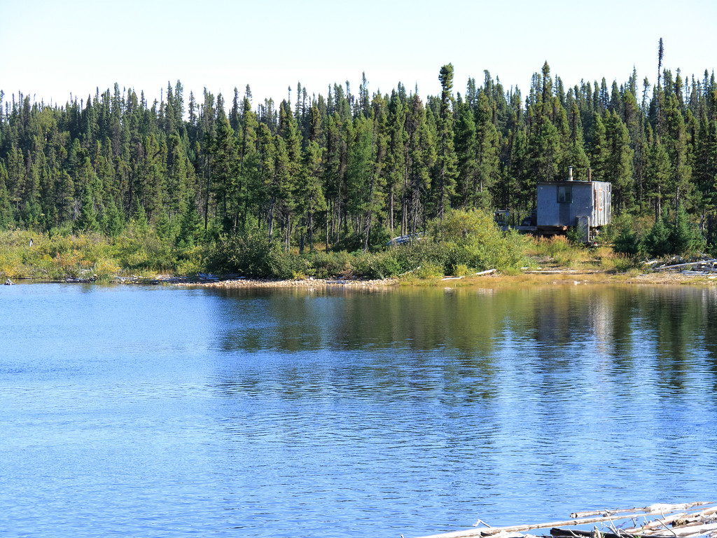 Labrador Fishing Camp