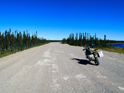 The Road to Goose Bay