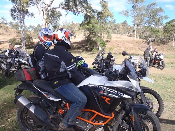 TransTerra 4 day QLD - rider media