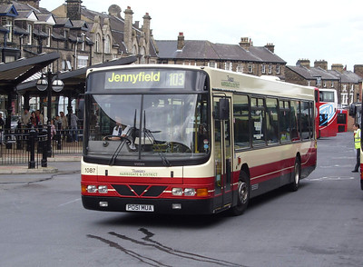 1087 - PO51MUA - Harrogate (bus station) - 11.8.08