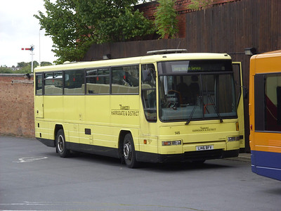 146 - L146BFV - Harrogate (bus station) - 11.8.08