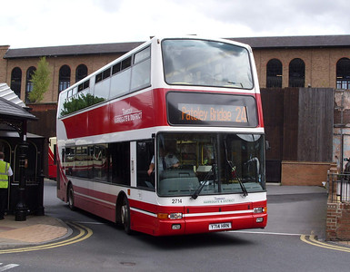 2714 - Y714HRN - Harrogate (bus station) - 11.8.08