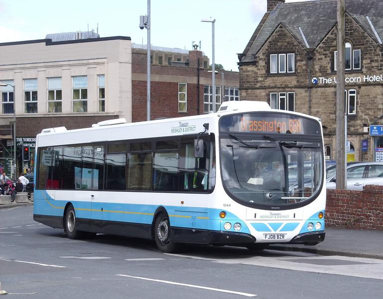 1844 - FJ08BZP - Skipton (bus station) - 10.8.08