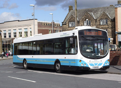 Transdev Keighley & District