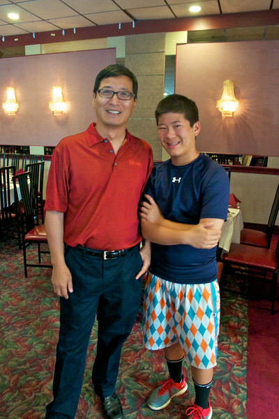 George Hua -  Denver Chinese School