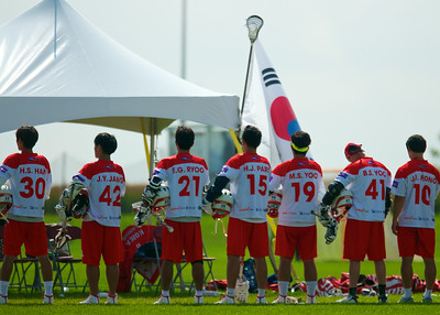 Game Six Korea 15 - China 16 Thursday July 17