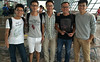 Shanghai to Dallas and Denver with #3 Li Ming, #10 Ji Xiang, #1 Gao Zhiqiang, #27 Zhang Yongchang, and #24 Yuan Yifan (Ethan)