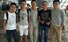 Shanghai to Dallas and Denver with #3 Li Ming, #10 Ji Xiang, #1 Gao Zhiqiang, #27 Zhang Yongchang, and #24 Yuan Yifan (Ethan)