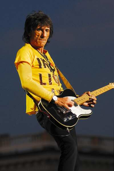 Ronnie Wood, Rolling Stones