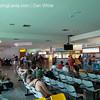 New passenger terminal in Krabi Town. Passenger ferry from Krabi to Koh Phi Phi. Thailand.