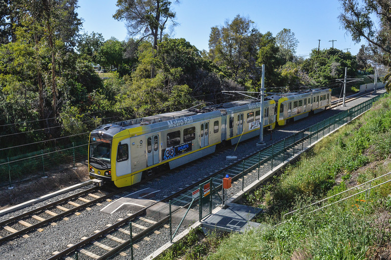 Expo Line in action