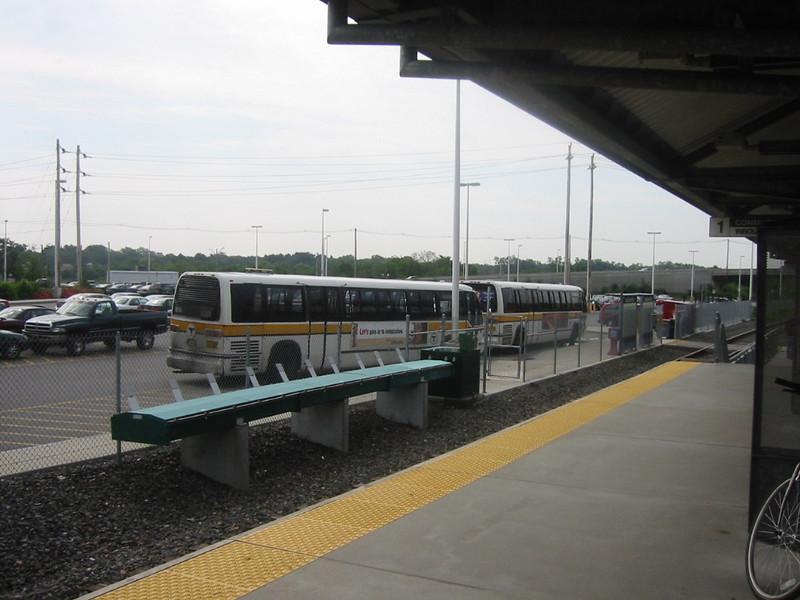 MBTA RTSs at Newburyport on 6/28/02