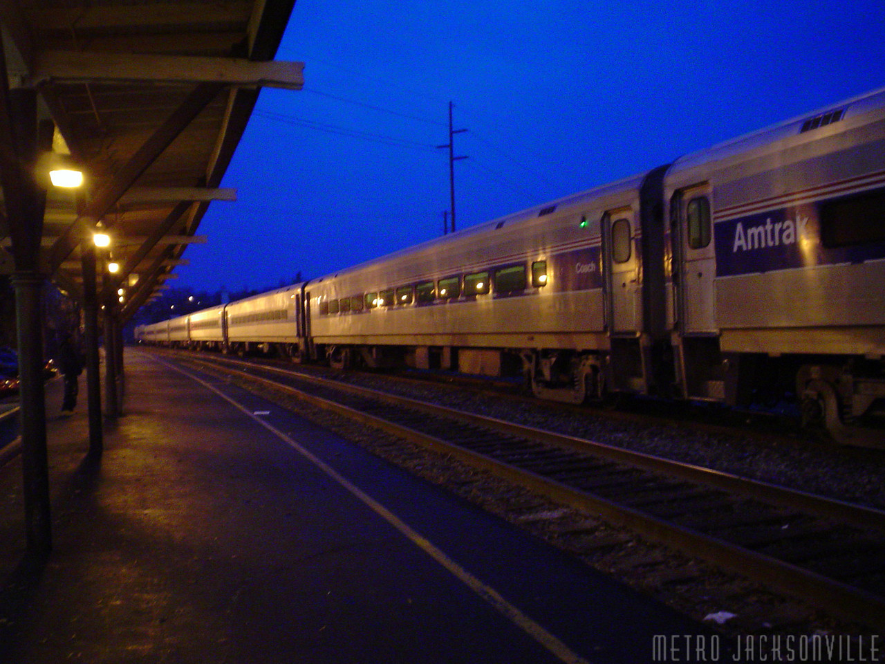 Raleigh Amtrak station