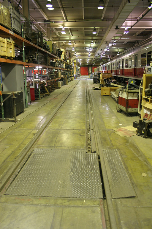 Inside the shop at Cabot Yard.