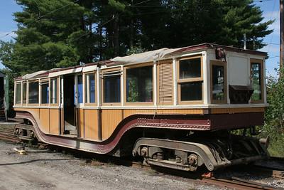 Seashore Trolley Museum Shots