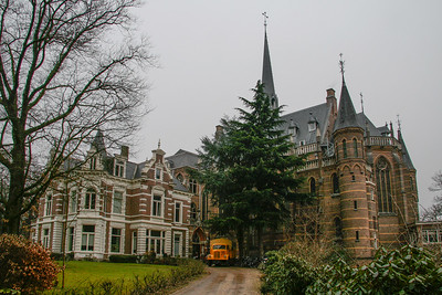 Venue for Transition Trainings in the Netherlands
