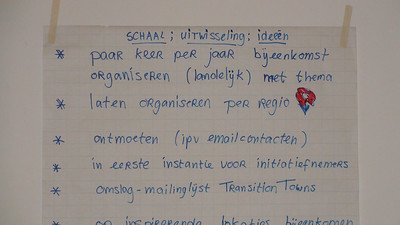 transition Training the Netherlands