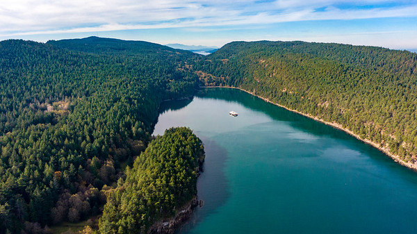 Instead of Croatia's Dalmatian Coast or the Greek Islands, explore the mountains, pastoral islands, coastal communities, culinary features, and beautiful nature of Vancouver Island and the Gulf Islands.